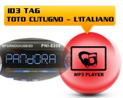 PNI 8209 ID3-Tag