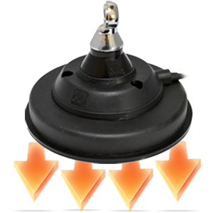 Midland 120DV Magnet puternic