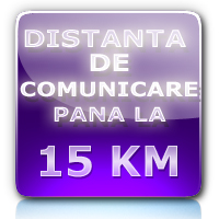 PNI ML160 Distanta de comunicare