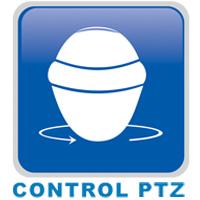 PTZ720p PTZ vezérlés