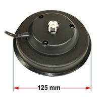 Base magnética PNI 120 / PL 125mm