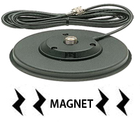 Baza magnetica PNI 120/PL 125mm