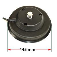 Baza magnetica PNI 145/PL diametru 145mm