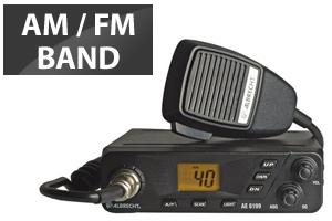 Statie radio CB Albrecht AE 6199 am si fm