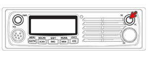 Statie radio CB Albrecht AE 6491 cu squelch automa