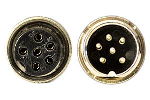 6-pinowy mikrofon