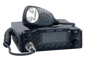 Stacja radiowa CB Albrecht AE 6891 Cod 12691