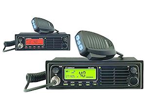 Statie radio CB Albrecht AE 6490 cu ecran multicol