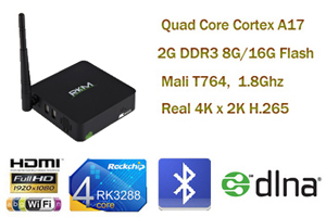 Mini PC cu Android PNI MK902 II de la Rikomagic