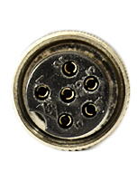 Microfon Albrecht cu 6 pini pentru statii AE6190/6