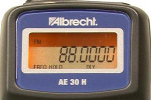 Scaner Albrecht AE 30 Cod C794