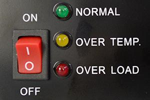Invertor de tensiune Albrecht A301M-600W-12V