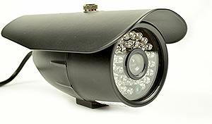 Kamera IP PNI IP6CSR3 (WPH 17) 600 vonallal