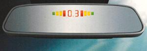 Senzori parcare cu afisaj in oglinda PNI ADL003