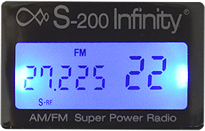 Statie radio CB portabila PNI S200 Infinity Turbo