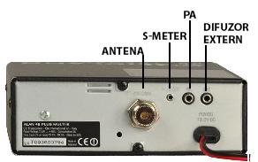 conectica Statie radio CB Midland Alan 48 Multi Pl