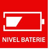 nivel baterie