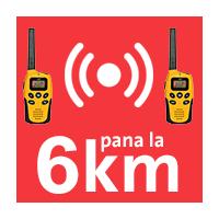 Statie radio PMR portabila PNI PMR R6