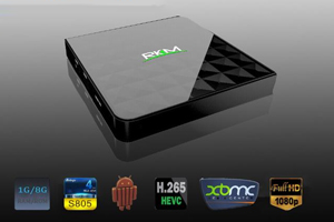 Mini PC cu Android PNI MK05 de la Rikomagic