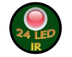 IR24 led