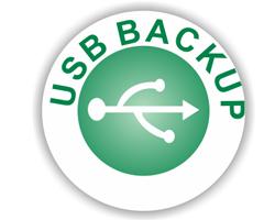 USB Backup