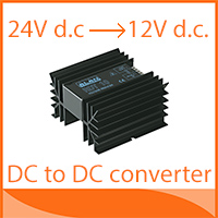 Convertor 24-12V Midland RDT 10/A Cod C589