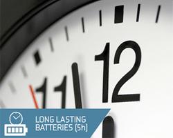 Long Lasting Batteries