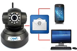 Camera cu IP PNI IP720P