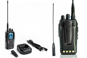 Statie radio VHF/UHF portabila Midland CT890