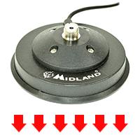 Baza magnetica Midland MLC143 Cod C1183 117mm