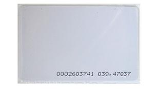 SilverCloud EMC-01 RFID proximity kártya