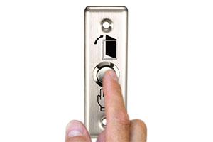 SilverCloud PB303 visszahúzható hozzáférési gomb