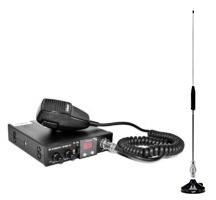 Kit Statie radio CB Albrecht 4200 EU RO ASQ + Ante