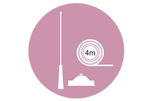 kit Antenna CB PNI ML100