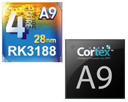 procesor quad core rk3188