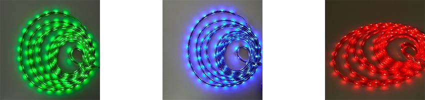 Striscia LED PNI L15RGBE per esterni flessibile
