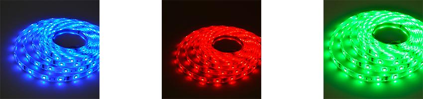 Flexibler PNI L15RGBWE LED-Streifen für den Außenbereich