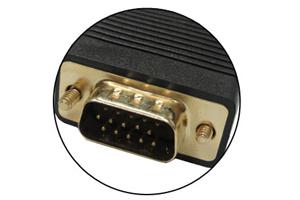 VGA-VGA PNI позлатен кабел 1м