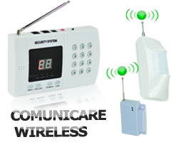 comunicare wireless