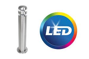 SilverCloud GL10 5W LED kerti oszlop