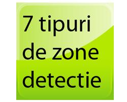 7 tipuri de zone