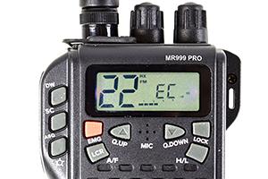 Stazione radio portatile CB PNI Voxtel MR999 Pro