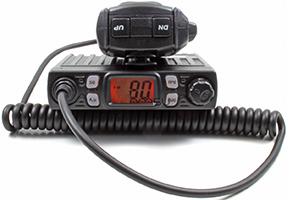 CB CRT Una stazione radio