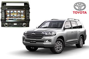 Sistem navigatie GPS + DVD +TV pentru Toyota