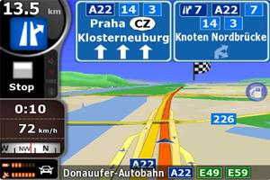 GPS + DVD + TV