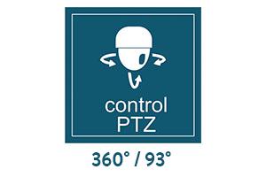 Camera supraveghere cu IP PNI DEX82 PTZ Full HD