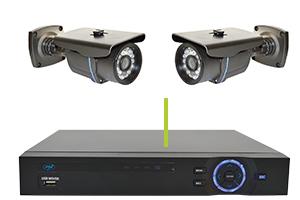 IP kamera PNI P2P IR modellel