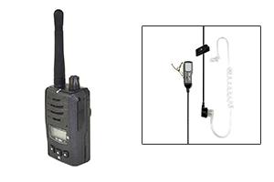 Hordozható PMR rádióállomás TTi TX-130U