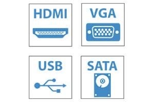 DVR / NVR PNI House H816 - 16 canali IP 960P o 1