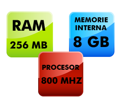 memoria interna e potente processore